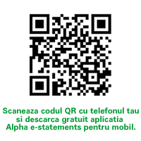 Alpha e-statements mobile